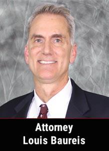 Attorney Louis Baureis