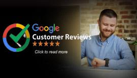 Google Customer Reviews Stars