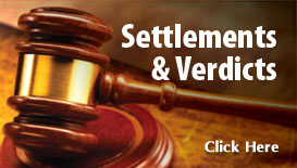 Personal Injury Verdicts and Settlements