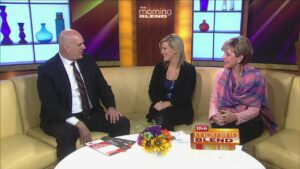 The morning blend client story GLR