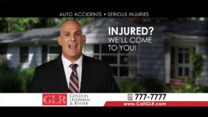 Auto Accidents Injured we'll come to you GLR