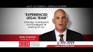Auto Accidents Serious Injuries by Attorney Andy Liverman