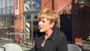 Carole Caine Client