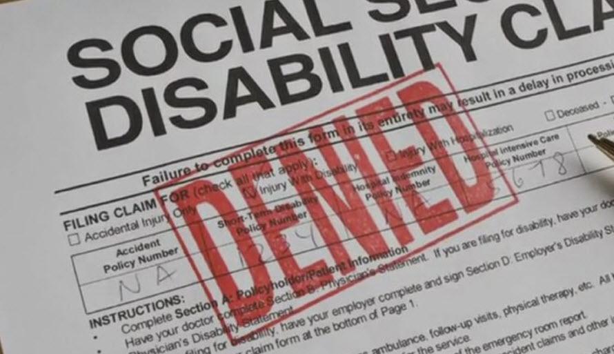 Social Security Claim Lawyer  GLR
