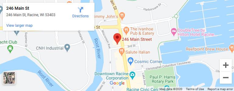 Racine Office Location Gendlin, Liverman & Rymer